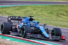Alonso learned valuable 'lessons' from mixed conditions in Imola F1 race