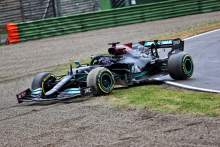 Why Hamilton didn't break F1's rules by reversing onto the track