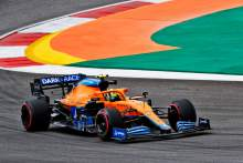 "Norris: Impressive Alpine pace makes it ""tricky"" for McLaren F1 in Portuguese GP"