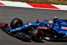 """Ocon hails """"huge step"""" made by Alpine in Portuguese GP F1 qualifying"""