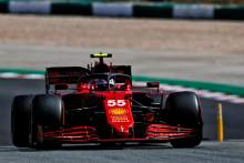 Driving style changes helps Sainz beat Leclerc in Portuguese GP F1 qualifying