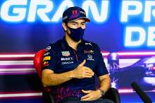 Perez still relying on Verstappen for Red Bull F1 setup guidance