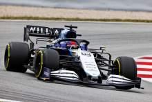 George Russell Nikmati Sensasi Berkendara FW43B di GP Spanyol