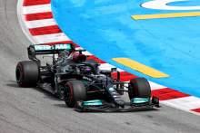 F1 GP Spanyol: Hamilton Lanjutkan Dominasi Mercedes di Catalunya
