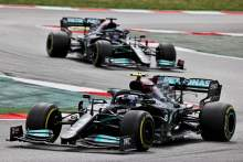 Bottas was wary of gap to Leclerc amid Mercedes F1's team order call