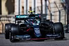 """Aston Martin F1 team makes eye-patch for Vettel after """"eyes bleeding"""" remark"""