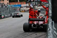F1 to consider adopting IndyCar red flag rule after Leclerc crash