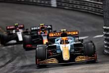 "Norris was ""pretty worried"" he'd lose Monaco F1 podium to Perez"