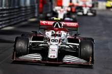 Giovinazzi hopes 'luck is turning around' after first F1 point of 2021 in Monaco