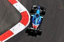 F1 2021 Azerbaijan Grand Prix - Free Practice Results (1)