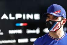 Esteban Ocon signs three-year F1 contract extension with Alpine