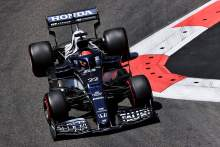 Tsunoda & Sainz explain double crash at the end of Baku F1 qualifying