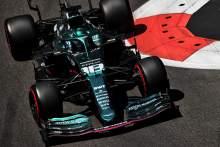 Aston Martin Perkuat Divisi Teknis Jelang Musim 2022