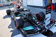 "Second in Baku F1 qualifying a ""monumental result"" - Hamilton"