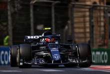 AlphaTauri F1 'doesn't have an answer' for strong Baku performance - Gasly