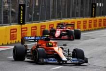 "McLaren sees Baku as ""damage limitation"" after losing P3 to F1 rival Ferrari"