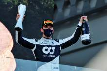 Gasly was worried engine issue would cost him Baku F1 podium