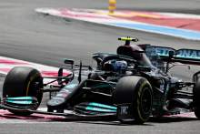 """Bottas could """"trust"""" Mercedes F1 car in French GP practice"""