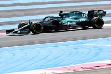 Lance Stroll (CDN) Aston Martin F1 Team AMR21.