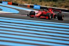 F1 2021 French Grand Prix - Free Practice Results (3)