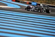 F1 2021 French Grand Prix - Full Qualifying Results