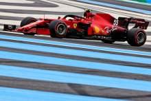 Sainz: Ferrari's Paul Ricard tyre issues could resurface at F1's British GP