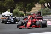 "Sainz reveals Ferrari tyre wear was ""two times"" worse than F1 rivals"