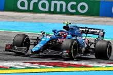 F1 2021 Styrian Grand Prix - Free Practice Results (1)