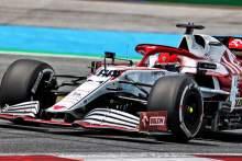 Robert Kubica (POL) Alfa Romeo Racing C39 Reserve Driver.