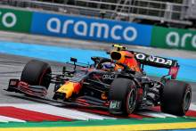 Perez: Red Bull was right to gamble with late second pit stop in Styrian F1 GP