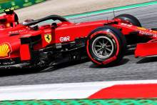 Ferrari hasn't 'completely addressed' F1 tyre woes despite strong Styrian GP