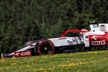 F1 2021 Austrian Grand Prix - Free Practice Results (3)
