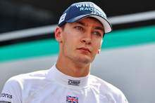Russell rules out British GP announcement for Mercedes 2022 F1 drive