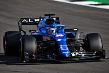 "Alpine shifts development focus ""entirely"" onto 2022 F1 car"