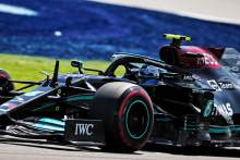 Bottas: Soft tyre gamble compromised by block into Turn 1 in F1 Sprint
