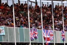 F1 GP Inggris: Live Update Hari Minggu dari Silverstone