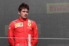 Leclerc rates British GP drive 'very high' along with previous F1 wins