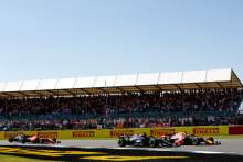 """Mercedes explains why Hamilton's British GP F1 penalty was """"harsh"""""""
