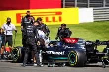 Tanpa Red Flag, Mercedes Mungkin Tarik Hamilton dari Balapan