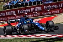 F1 GP Hongaria: Hasil Free Practice 1 dari Hungaroring