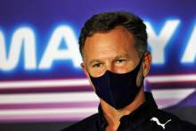 """Horner surprised by 'antagonistic' Mercedes statement but """"chapter closed"""""""