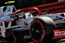F1 2021 Hungarian Grand Prix - Free Practice Results (2)