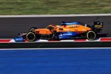"""McLaren Punya Jarak """"Cukup Besar"""" dari Alpine Setelah Jumat yang Sulit"""