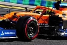 兰多·诺里斯(GBR)迈凯轮迈凯轮35m。