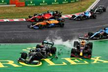 """Bottas """"did a great job for Mercedes taking out both of our cars"""" - Horner"""