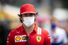 Carlos Sainz Jr (ESP)法拉利。