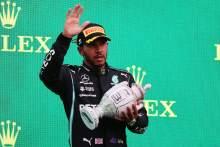 3rd place Lewis Hamilton (GBR) Mercedes AMG F1 W12.