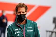 Sebastian Vettel (GER) Aston Martin F1 Team.