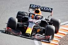 Verstappen half a second clear in final practice as Sainz crashes