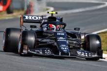 "Gasly: Fourth in F1's Dutch GP a ""small win"" for AlphaTauri"